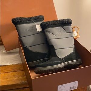 Coach Winter Weather Boots